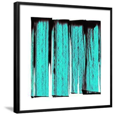 Sans Titre (Blue), 2012-Thierry Montigny-Framed Art Print