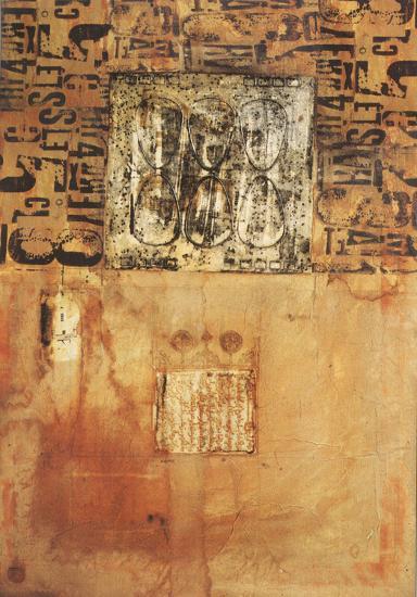 Sans Titre II-Eric Bleicher-Art Print
