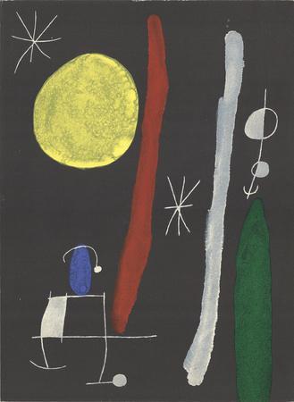 Sans Titre-Joan Miro-Art Print