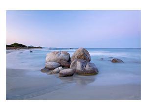 Sant'Elmo Bay near Castiadas at Costa Rei, Province of Cagliari, Sardinia, Italy
