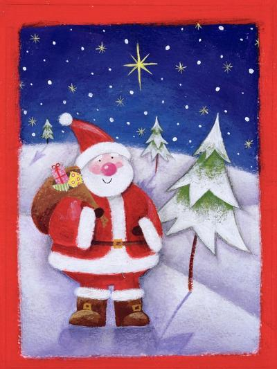 Santa Claus, 2003-Helen Sartoris-Giclee Print