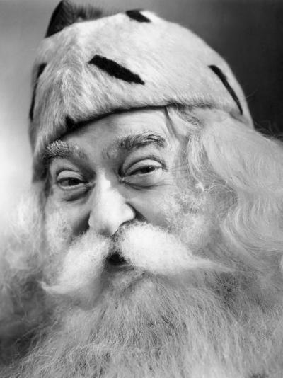 Santa Claus-George Marks-Photographic Print