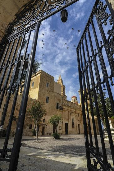 Santa Maria Church, Il-Mellieha, Malta, Europe-Michael Runkel-Photographic Print