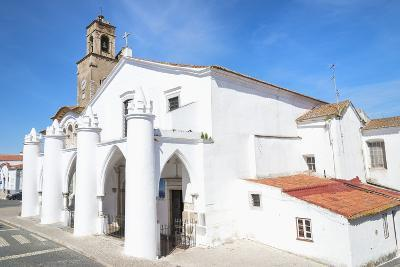 Santa Maria Da Feira Church, Beja. Alentejo, Portugal, Europe-G&M Therin-Weise-Photographic Print