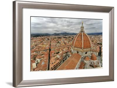 Santa Maria Del Fiore-Photo by cuellar-Framed Photographic Print