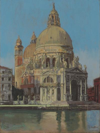 Santa Maria Della Salute, C. 1901-Walter Richard Sickert-Giclee Print