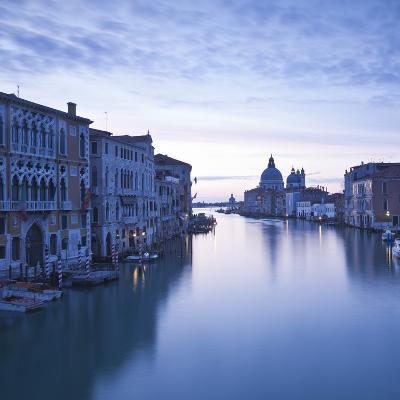Santa Maria Della Salute, Grand Canal, Venice, Italy-Jon Arnold-Photographic Print