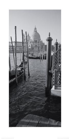 Santa Maria Della Salute, Venice-Heiko Lanio-Giclee Print