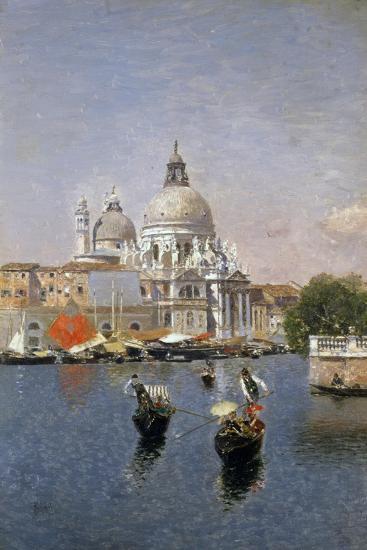 Santa Maria Della Salute, Venice-Martin Rico y Ortega-Giclee Print
