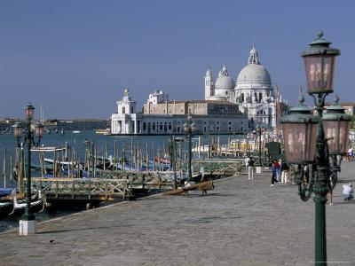 Santa Maria Salute, Venice, Veneto, Italy-James Emmerson-Photographic Print