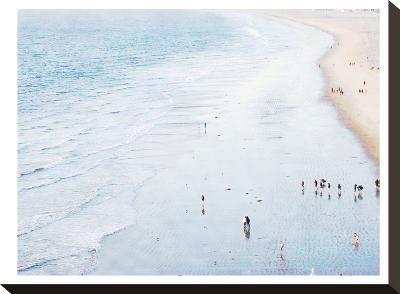 Santa Monica 2-Mina Teslaru-Stretched Canvas Print