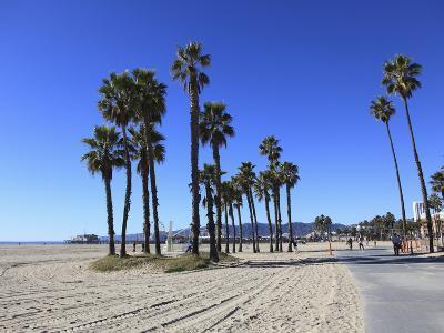 Santa Monica, Los Angeles, California, Usa-Wendy Connett-Photographic Print