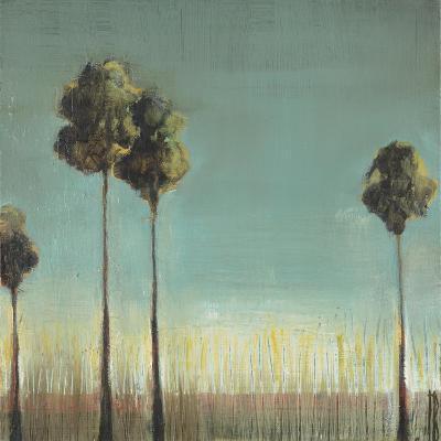Santa Monica-Terri Burris-Art Print
