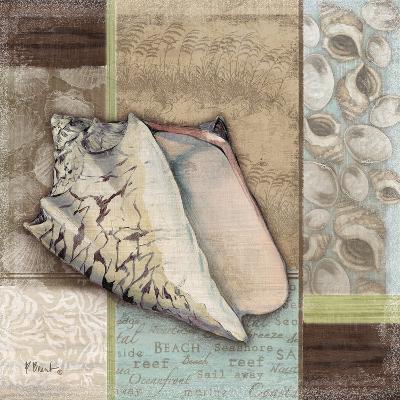 Santa Rosa Shell I-Paul Brent-Art Print