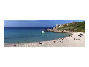 Santa Teresa Gallura Beach, Province of Olbia-Tempio, Sardinia, Italy