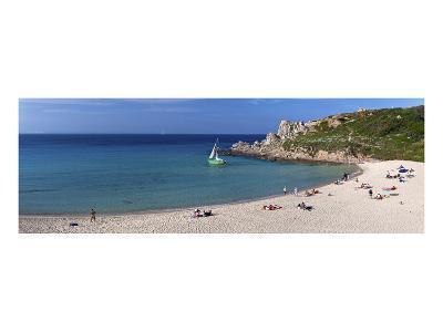 Santa Teresa Gallura Beach, Province of Olbia-Tempio, Sardinia, Italy--Art Print