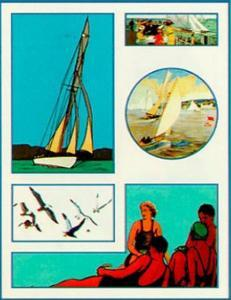 Yachting by Santa