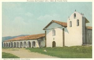 Santa Ynez Mission, California