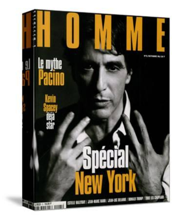L'Optimum, October 1996 - Al Pacino