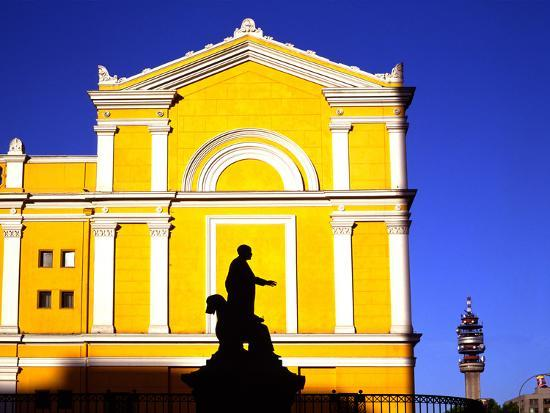 Santiago University-Charles Bowman-Photographic Print
