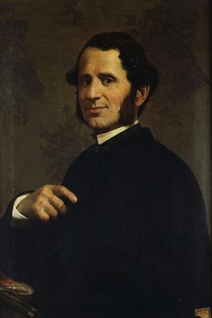 Portrait of Painter Francesco Gandolfi