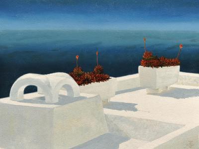 Santorini 5, 2010-Trevor Neal-Giclee Print