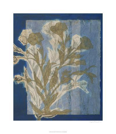 Santorini Floral II-Megan Meagher-Limited Edition