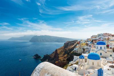 Santorini,Greece-Pavel Timofeev-Photographic Print