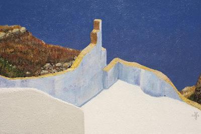 Santorini I, 2010-Trevor Neal-Giclee Print