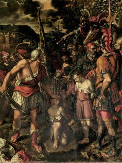Santos Ninos Justo Y Pastor-Alonso Sanchez Coello-Giclee Print