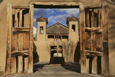 Santuario De Chimayo-DLILLC-Photographic Print