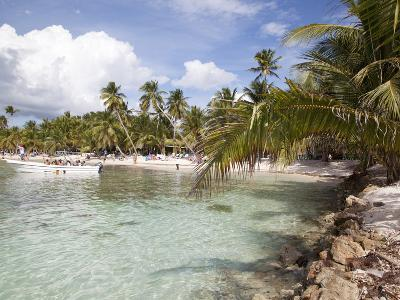 Saona Island, Dominican Republic, West Indies, Caribbean, Central America-Frank Fell-Photographic Print