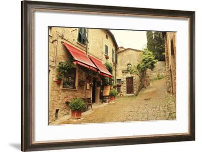 Sapori di Toscana-Les Mumm-Framed Photographic Print