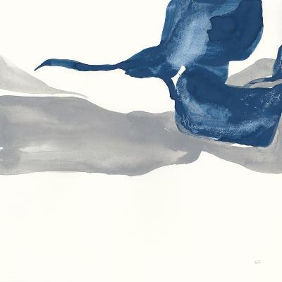 Sapphire and Gray I-Chris Paschke-Art Print