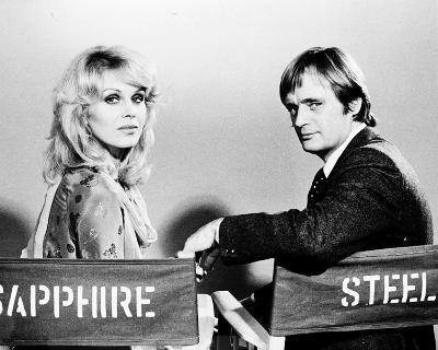 Sapphire and Steel (1979)--Photo