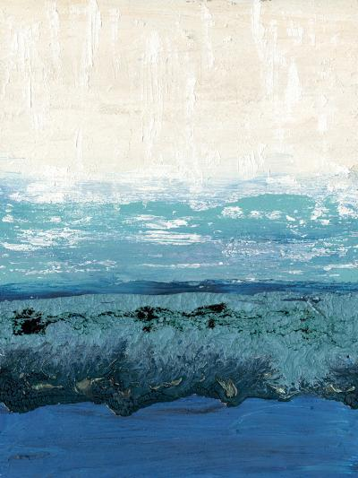 Sapphire Cove I-Alicia Ludwig-Art Print