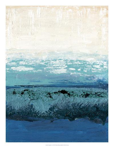 Sapphire Cove II-Alicia Ludwig-Art Print