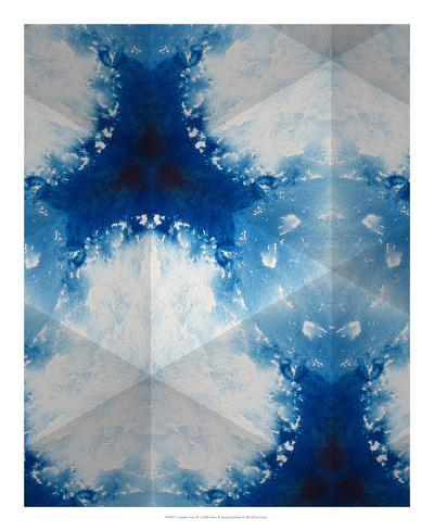 Sapphire Frost IV-Renee W^ Stramel-Art Print