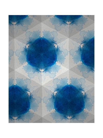 Sapphire Frost VI-Renee W^ Stramel-Art Print