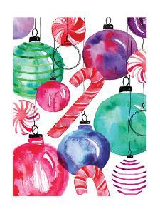Candy Cane Ornaments by Sara Berrenson