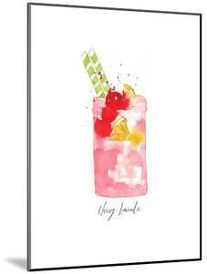 Cherry Limeade by Sara Berrenson