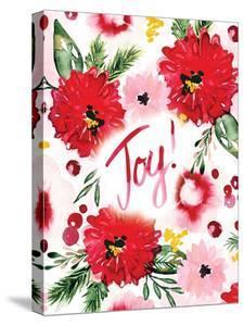 Christmas Floral II by Sara Berrenson