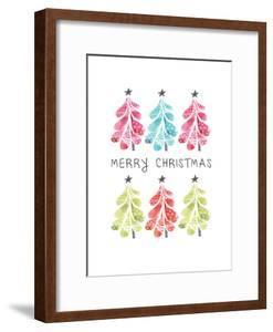 Christmas Trees by Sara Berrenson