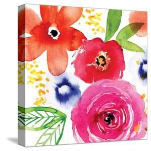 Floral Medley II by Sara Berrenson
