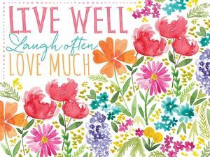 Live Well by Sara Berrenson