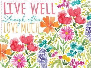 Live Well by Sara Berrenson