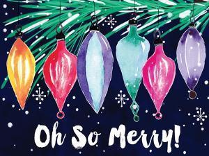Oh So Merry by Sara Berrenson