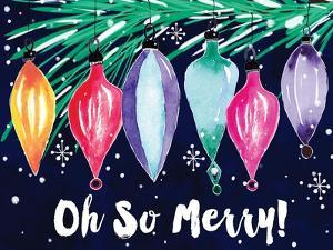 Oh So Merry by Sara Berrenson