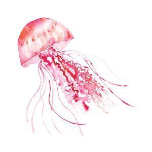 Pink Jellyfish by Sara Berrenson
