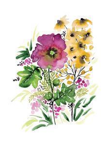 Purple Bliss by Sara Berrenson
